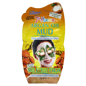 Argan Oil Mud Mask