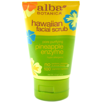 Hawaiian Pineapple Enzyme Facial Scrub