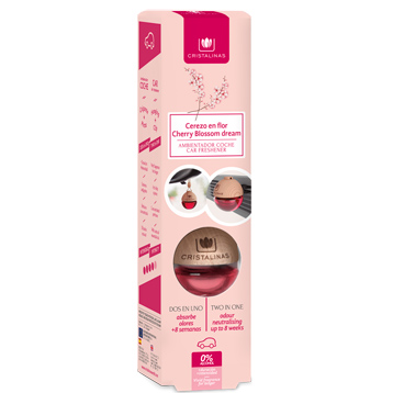 Cherry Blossom Dream Car Air Freshener 6ml