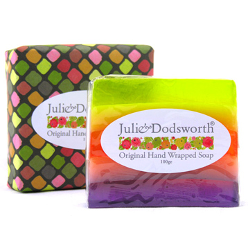 Julie Dodsworth Smokey Joe Soap